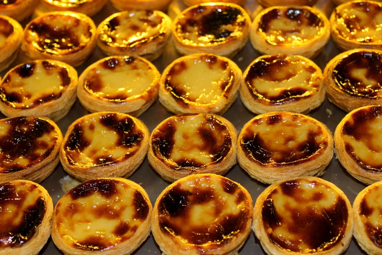 Le pasteis de nata est une pâtisserie traditionnelle portugaise. (MK / CFJ)